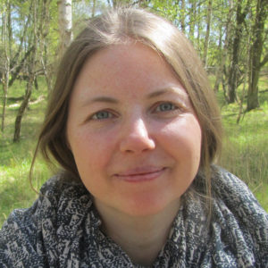 Heidi Durhuus, umsitari hjá Fjølrit